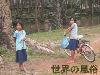 おっさんのチン休日 カンボジアのアンコールワットに行く2