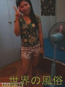 ラオスのヴィエンチャンのベトナム置屋でベテラン女に中出し!