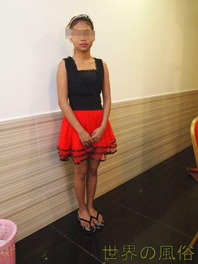 ヤンゴンの風俗 JJのモデルがいい子で安かった件
