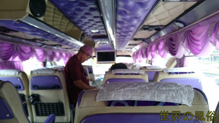 2015年版 ポイペト行カジノバスと1年マルチカンボジアビザ