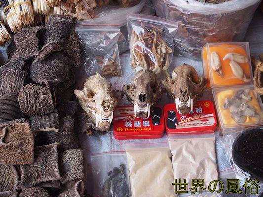 ミャンマーのモンラーは無法地帯 違法マーケットって絶対アウトでしょw