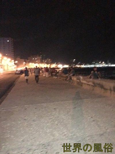 キューバの風俗 マレコンでの売春婦の探し方と遊び方