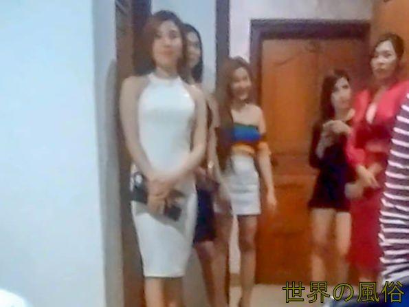 ヤンゴンで高級ベトナム人娼婦と遊べる唯一の場所を発見した。