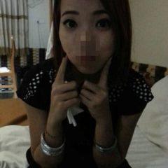 ヤンゴンの超絶美巨乳再び Hちゃんと最後の生セックス
