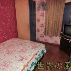韓国ソウルで旅館バリでしっぽり30代美女に中出しする。